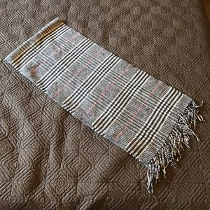 Other - Men's scarf 100% camel hair